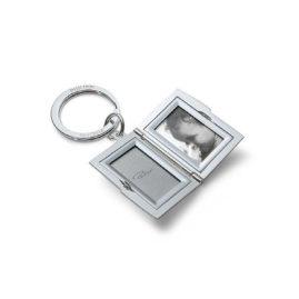 Schlüsselanhänger Medaillon Rechteck